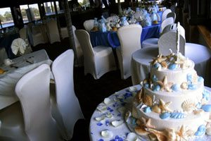 NYC Wedding Cruise Catering by Skyline