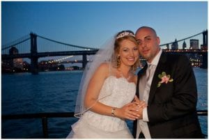 Skyline Wedding Bridge from Skyline Cruises