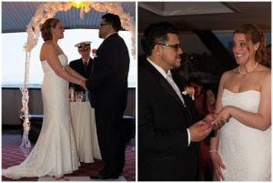 Yacht Weddings from Skyline Cruises