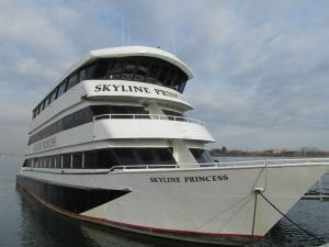 Party Boats for Fundraisers in NYC by Skyline Cruises