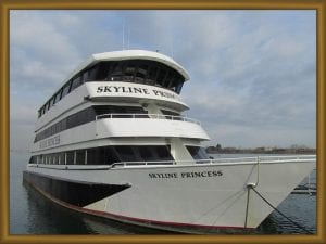 Connecticut Party Yacht by Skyline Princess Cruises