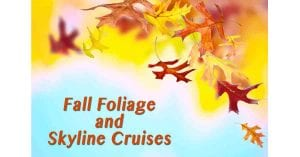 Fall Cruises in NYC by Skyline Cruises