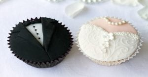 Wedding cupcakes on skyline cruises in NYC