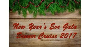 New Years Eve Gala Dinner Cruise In NYC by Skyline Cruises