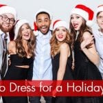 How to Dress/Prepare for a Winter Holiday Party