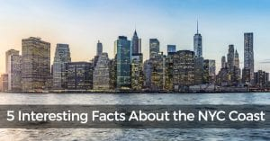 5 Interesting Facts About the NYC Coast from Skyline Cruises