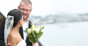 NYC Wedding Yacht Cruise on Skyline Cruises