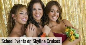 Holding a School Event with Skyline Cruises