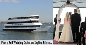 7 Reasons to Plan a Fall Wedding Cruise