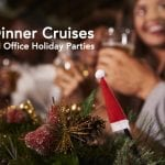 Holiday Dinner Cruises Are Perfect for Small Office Holiday Parties