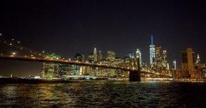 Skyline New Year's Eve Cruise