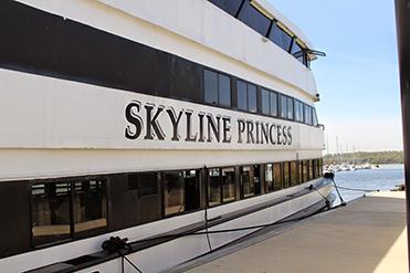 Skyline Princess Cruises
