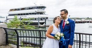 wedding cruises nyc