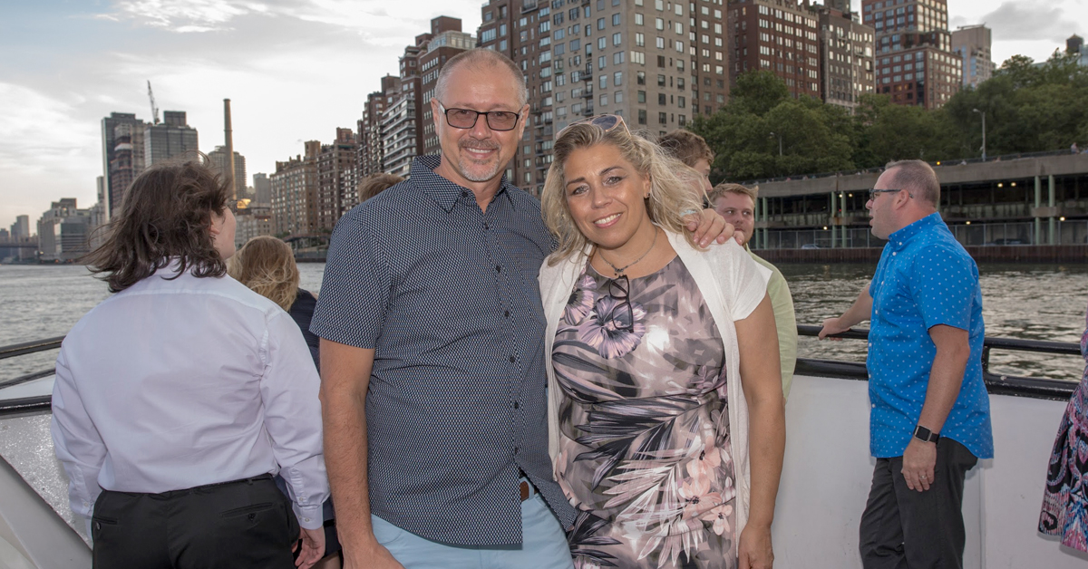 Spring Into a NYC Dinner Cruise With Skyline Cruises
