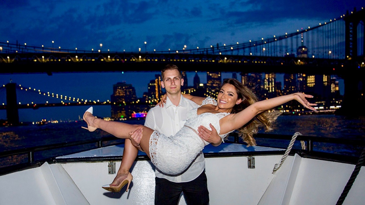 Engagement Party Cruises NYC