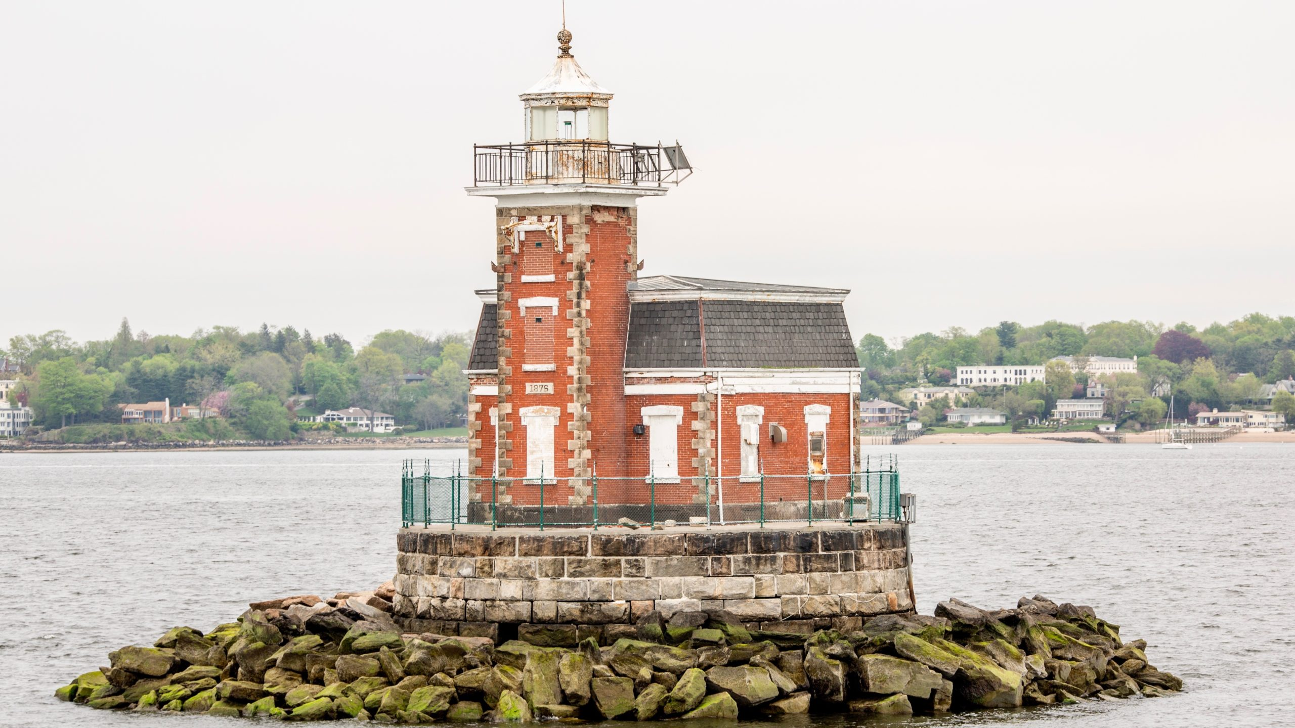 lighthouse during cruise