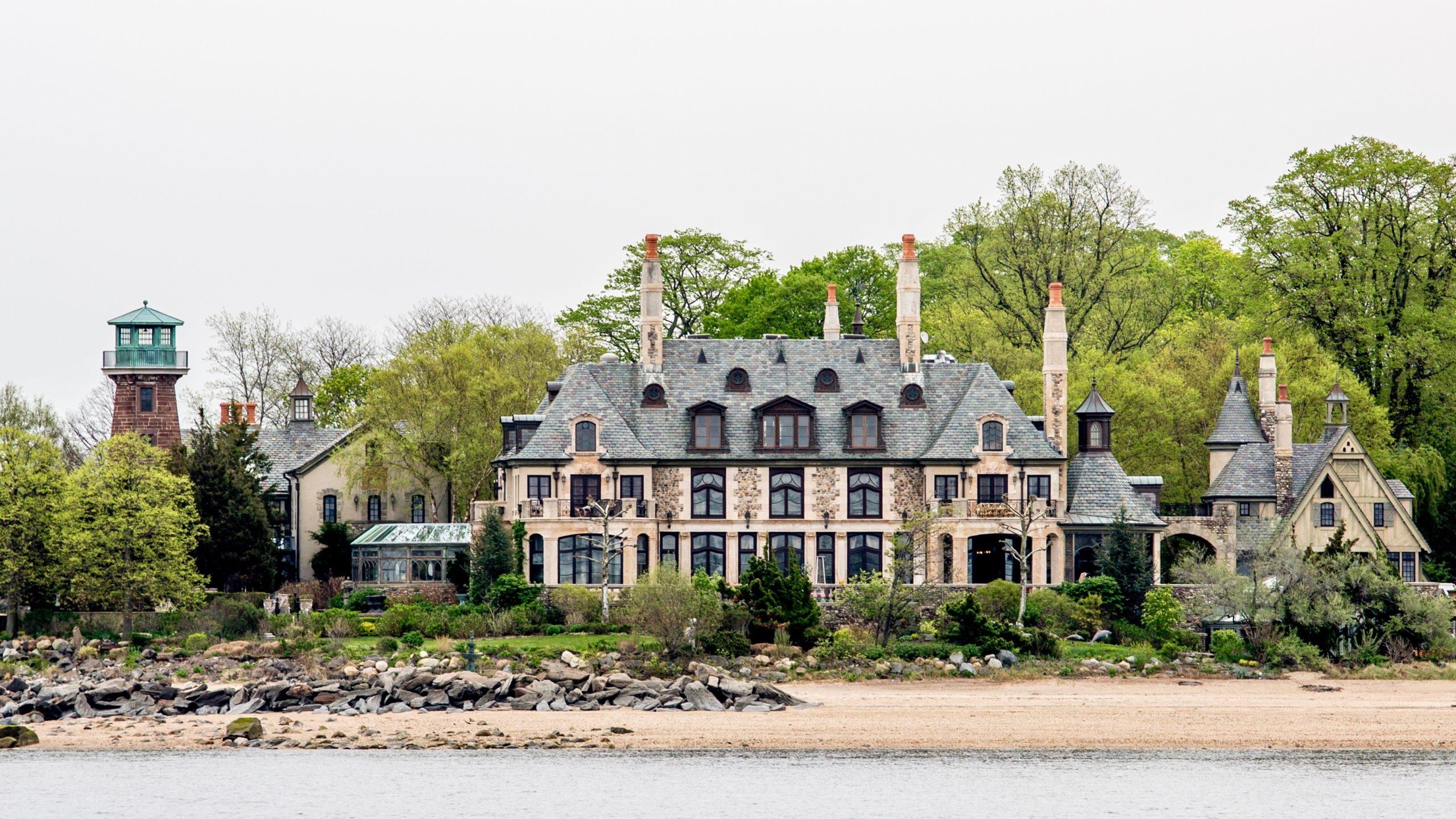 mansion on cruise