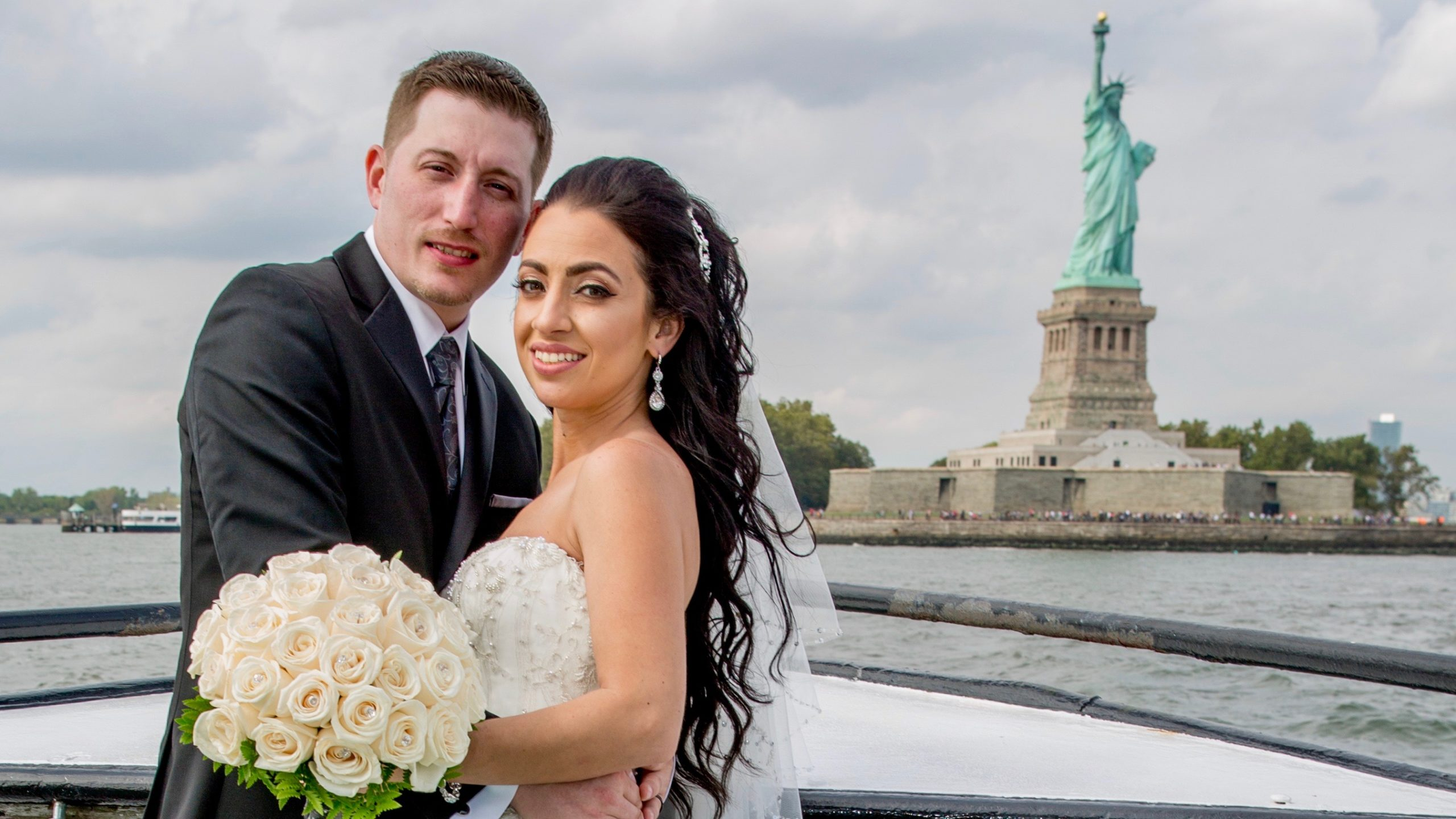 NYC Yacht Weddings