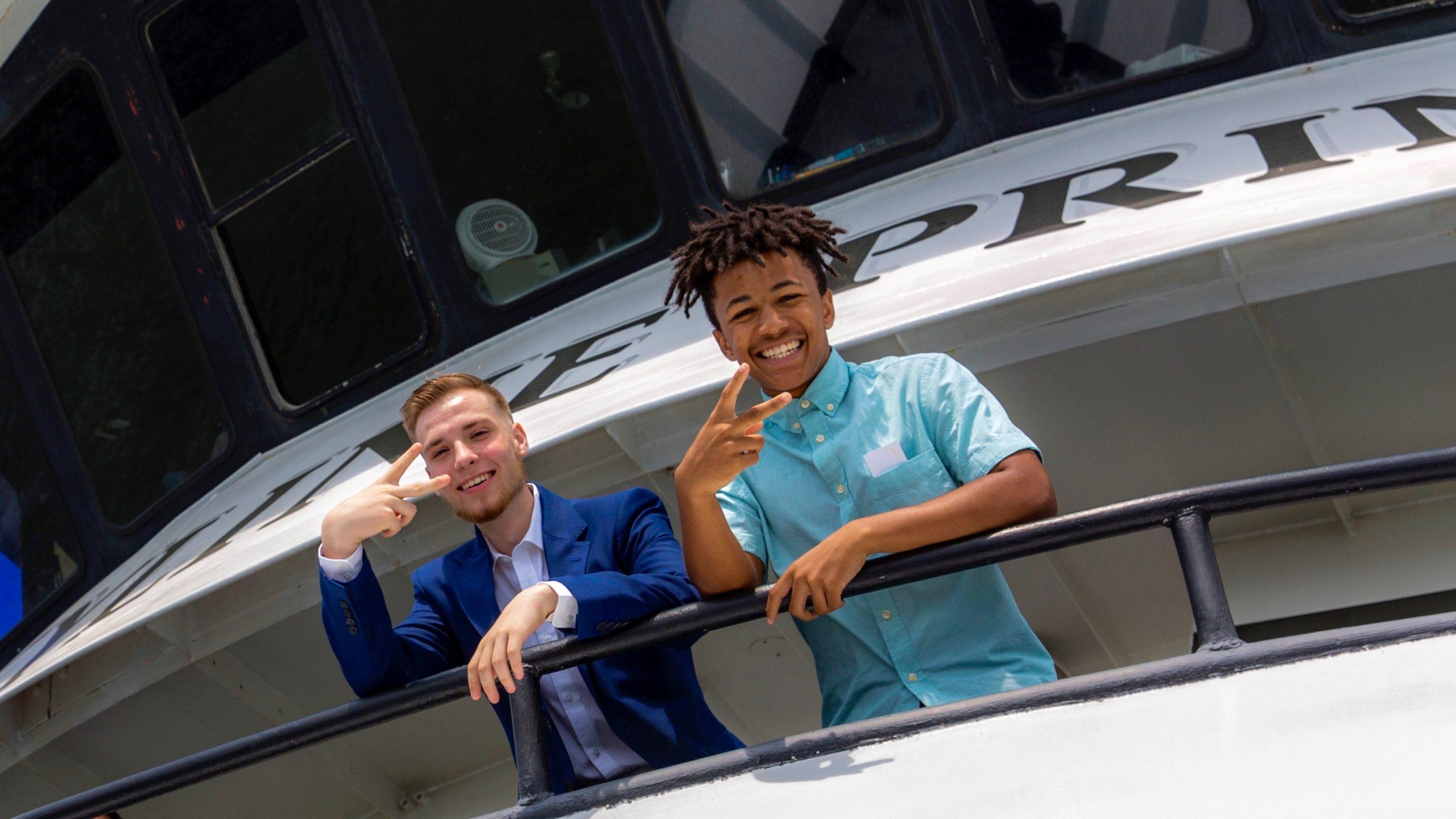 school cruise