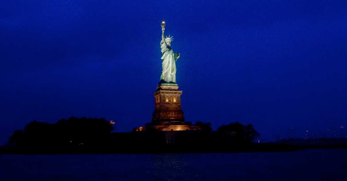 Skyline Sights: History of The Statue of Liberty and Ellis Island