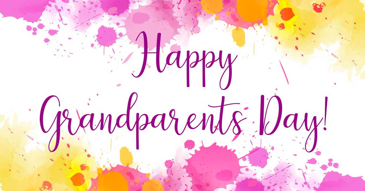 Grandparents Day – A History of Celebrating Family