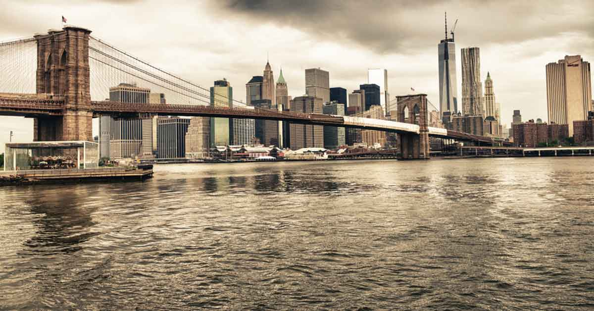 A History of NY Harbor