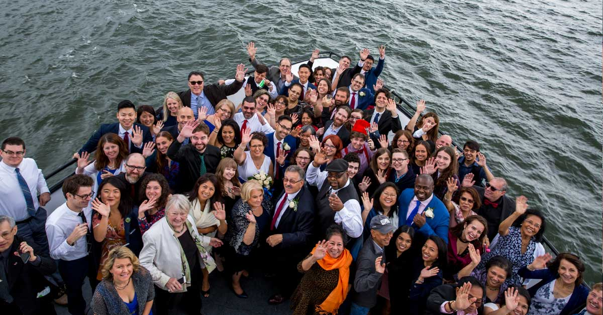 Skyline Cruises is the Perfect Venue for Your Corporate Event