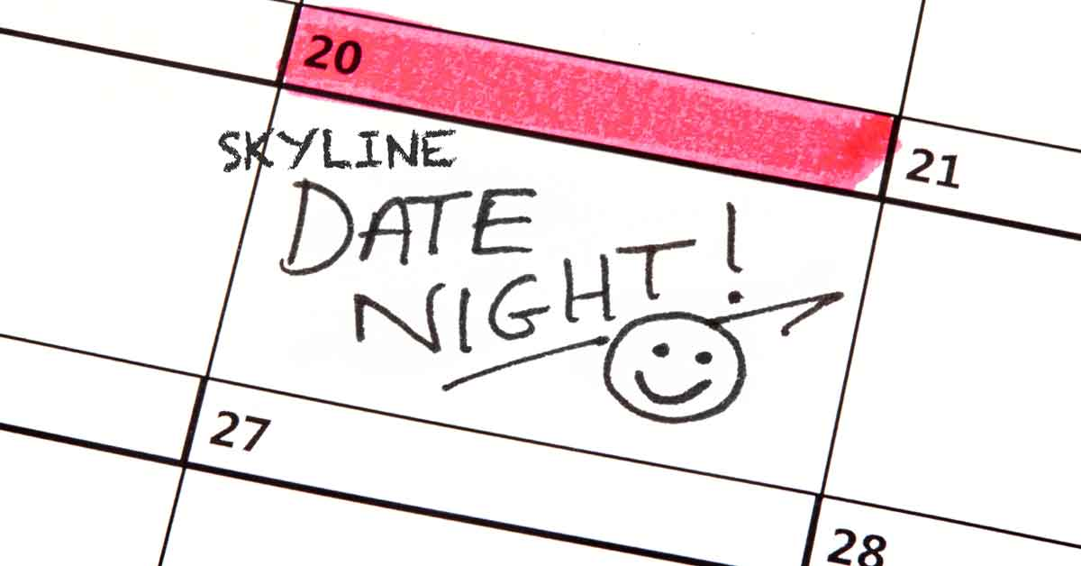 Plan a Summer Date Night with Skyline Cruises